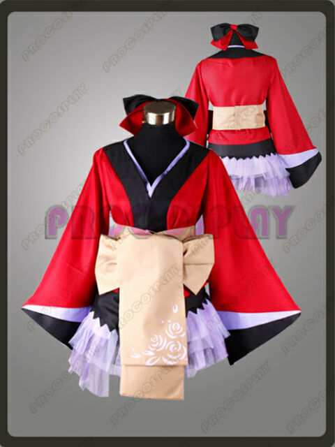 Vocaloid Project Diva Luka Cosplay Costume mp000655