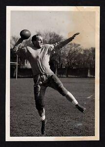 1941 BRUCE SMITH Heisman Trophy Football Photo