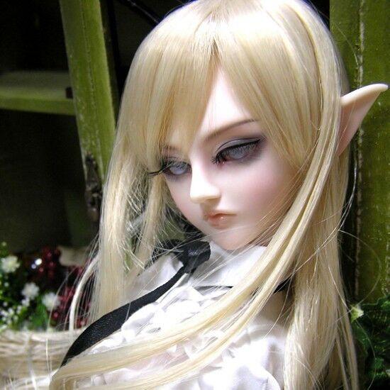 God Enjoy DollLove 1/4 Girl mini super dollfie DL MSD 44cm BJD Free face up eyes