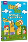 Harry And Toto - Welcome To Opposite Town! (DVD, 2009)