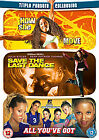 How She Move/Save The Last Dance/All You've Got (DVD, 2009, 3-Disc Set, Box Set)