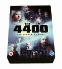 The 4400 - Series 1-4 - Complete (DVD, 2008, 4-Disc Set, Box Set)