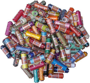 100-Polyester-Thread-by-J-amp-P-Coats-50-Different-Colour