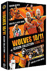 Wolves Season Review Triple Pack (DVD, 2011, 3-Disc Set, Box Set)