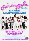 Pineapple Studios - Dance Masterclass: Strictly Street (DVD, 2007)