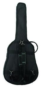 Gigbag-E-Bass-Tasche-10mm-gefuettert-gepolstert-E-Bassgitarren-Band-Gurt