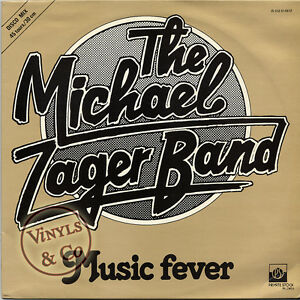Michael Zager Band, The - Lets All Chant 2003