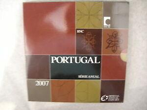 PORTUGAL-BU-SET-2007-SUPER-ZELDZAAM