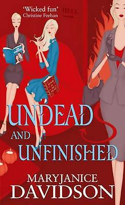 (Good)-Undead And Unfinished: Number 9 in series (Undead/Queen Betsy) (Paperback