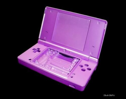 Metalic Purple Console Shell Case For Nintendo DSi UK