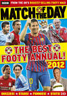 Match of the Day Annual 2012 by Match of the Day Magazine (Hardback, 2011)