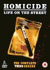 Homicide - Series 3 - Complete (DVD, 2007, 6-Disc Set)