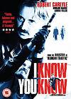 I Know You Know (DVD, 2010)