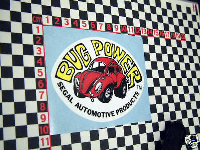 Nice Sticker for VW Beetle Cal Look Rat Californian