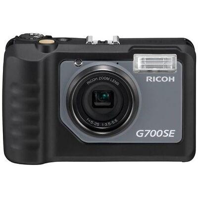 Ricoh GR G700SE 12 1MP Digital Camera - Black