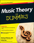 Music Theory For Dummies: with Audio CD by Michael Pilhofer, Holly Day (Paperback, 2011)
