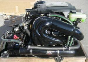 Indmar-6-0L-SS-Inboard-Marine-Boat-Engine-Freshwater-Cooled-Motor-Transmission