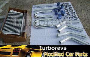Details About Bmw E36 E39 E34 E46 X5 E60 Diesel Front Mount Intercooler Kit Engine