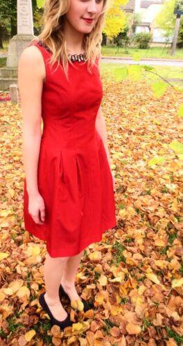 Robe Zara Robe tulipe d Robe Zara tulipe d rouge rouge Zara qH0ZY