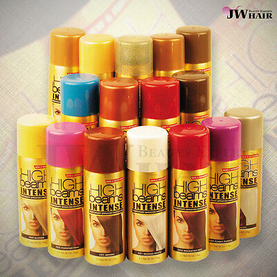 New Improved High Beams Intense Temporary Spray-On Hair Color (Pick 1 out of 33)
