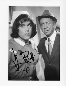 CARRY-ON-MATRON-1972-signed-10x8-KENNETH-COPE