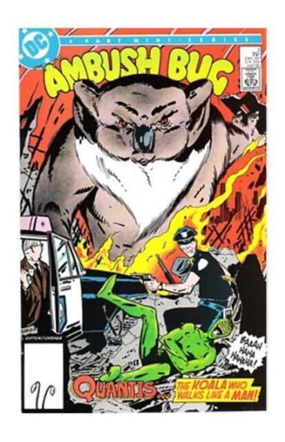 Ambush Bug #2 (Jul 1985, DC)