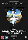 The Man Who Fell To Earth (DVD, 2011)