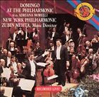 Domingo at the Philharmonic (CD, CBS Masterworks)