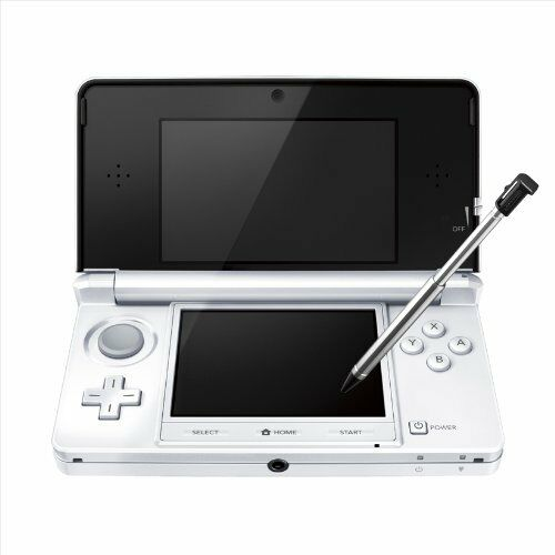 NEW Nintendo 3DS Console System Ice White JAPAN import Japanese version