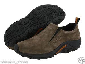 Merrell-Mens-Jungle-Moc-Gunsmoke-Grey-Casual-Slip-On-60787-63787W-New-In-Box