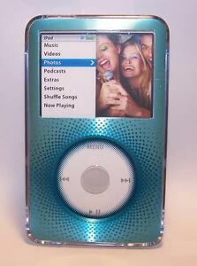 BLUE-BELKIN-Acrylic-Hard-Case-for-iPOD-Classic-160GB-120GB-80GB-0-41-thick