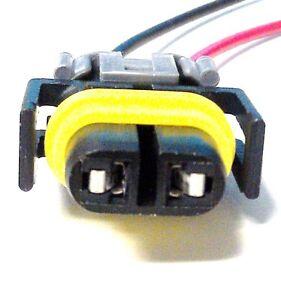 gm headlight fog light wiring pigtail connector harness ... 2005 chevy fog light wiring harness