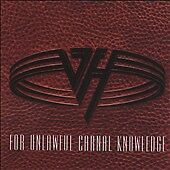 For Unlawful Carnal Knowledge by Van Halen