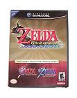 The Legend of Zelda the Windwaker With Bonus Disc (Nintendo GameCube, 2003)
