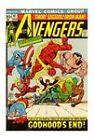 The Avengers #97 (Mar 1972, Marvel)