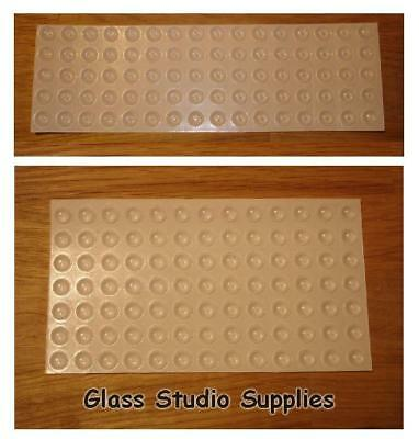 Bumpons - Rubber Coaster Feet for Fused or Stained Glass