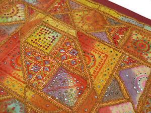 wandbehang wandteppich indien ethno patchwork indischer ebay. Black Bedroom Furniture Sets. Home Design Ideas
