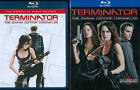 Terminator: The Sarah Connor Chronicles - The Complete First  Second Season (Blu-ray Disc, 2011, 8-Disc Set)