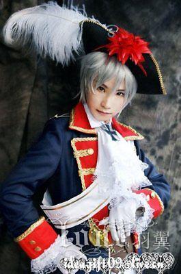 a203 APH AXIS POWER HETALIA PRUSSIA Cosplay Kostüm Herren Anzug costume nach Maß