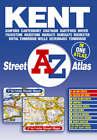 A-Z Kent Street Atlas by Great Britain (Paperback, 2004)