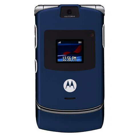 motorola razr v3 blau ohne simlock handy g nstig. Black Bedroom Furniture Sets. Home Design Ideas