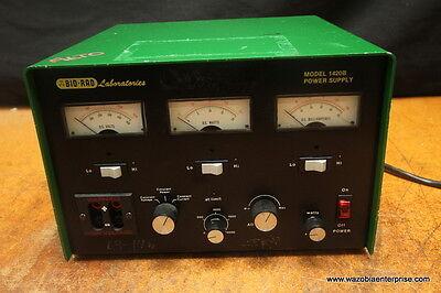 BIO-RAD POWER SUPPLY MODEL 1420B