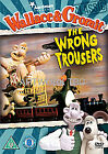 Wallace And Gromit - The Wrong Trousers (DVD, 2012)