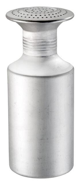 Salzstreuer Aluminium Gastronomie Salz, Gewürz, Mehl, Zucker Streuer 4 Stück