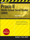 CliffsNotes Praxis II: Middle School Social Studies (0089) by Jocelyn L. Paris (Paperback, 2012)