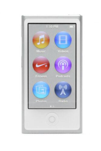 Apple iPod nano 7. Generation (16 GB) (2 Wochen alt) - Silber