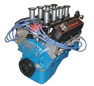 Ford 302 331 8-Stack EZ-EFI Crate Engine 460hp