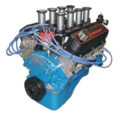 Ford 302 331 8-Stack EZ-EFI Crate Engine 460hp