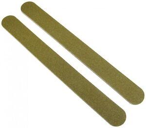Professional-Gold-Wood-Board-100-100-Grit-6-5-inch-Beauty-Salon-Nail-Files