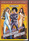 UNDERCOVER BROTHER DVD VERSIONE NOLEGGIO / DENISE RICHARDS